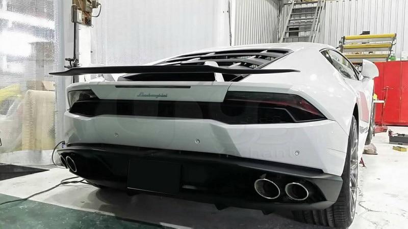 2014-2016 Lamborghini Huracan LP610-4 Vorsteiner Style Rear Spoile GT Wing DCF (46)