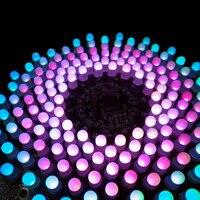 Best Promotion 1 Set DIY Electronic For Aurora Kit RGB LED Flashing Kit