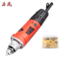 190W 220V Multifunction Electric Mill Electric Drill Electric Engraving Pen Drilling Sanding Polishing Engraving Machine