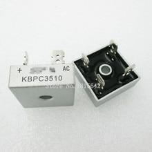 2 шт./лот KBPC3510 35A 1000 В диодный мост выпрямителя