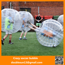 Amazing ! ! !  inflatable belly bumper ball,bubble bumpers