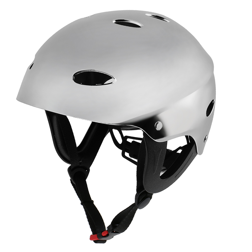 Large 58-62cm Safety Helmet Water Sports Equipment Sport Helmet For Water Sports Canoeing Kayaking Wakeboarding