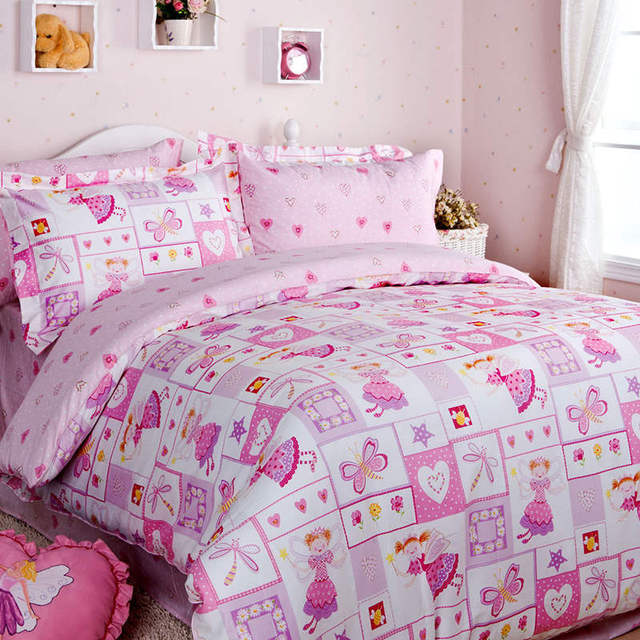 Bedding Magical Princess Bedclothes Romantic Sweet Super Soft ...
