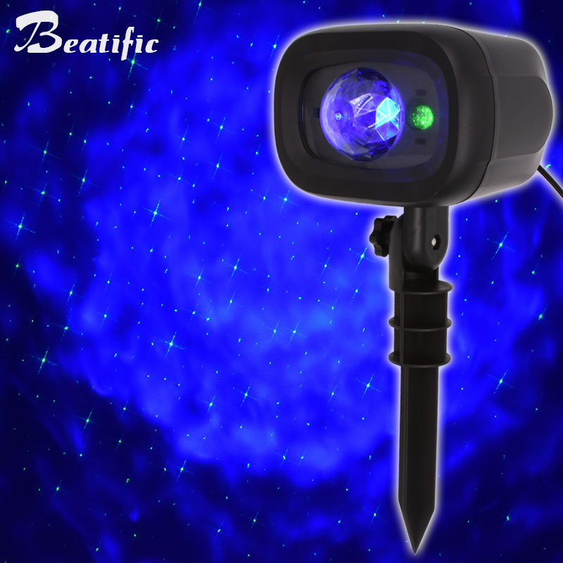 Outdoor Christmas Twinkle Star Led Lights New Year Holiday Decoration For Home Christmass Lighting With RF Timer