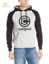 DRAGON BALL Z  Capsule corp Hoodies (4 colors)