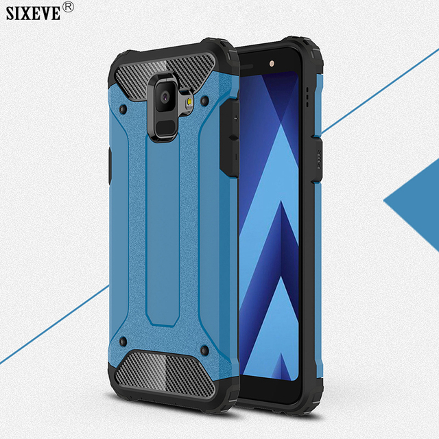 SIXEVE High Quality Case For Samsung Galaxy S5 S6 S7 Edge S8 S9 A8 A6 Plus 2018 A3 A5 A7 2016 2017 Note 4 Cell Phone Back Cover