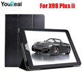PU Leather Cover Case For Funda TECLAST X98 Plus ii 9.7 inch Pulgadas Tablet Coque Cover Case