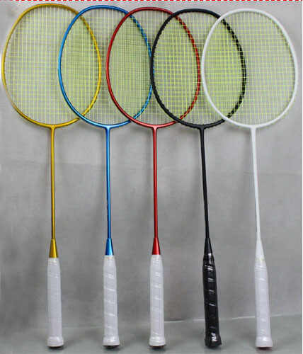 5U 77g Super Light 1 pc T Jiont 100% carbon Badminton Racket ultralight Badminton Racquet 5U