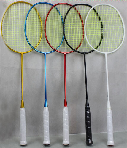 5U 77g Super Light 1 pc T Jiont 100% carbon Badminton ...