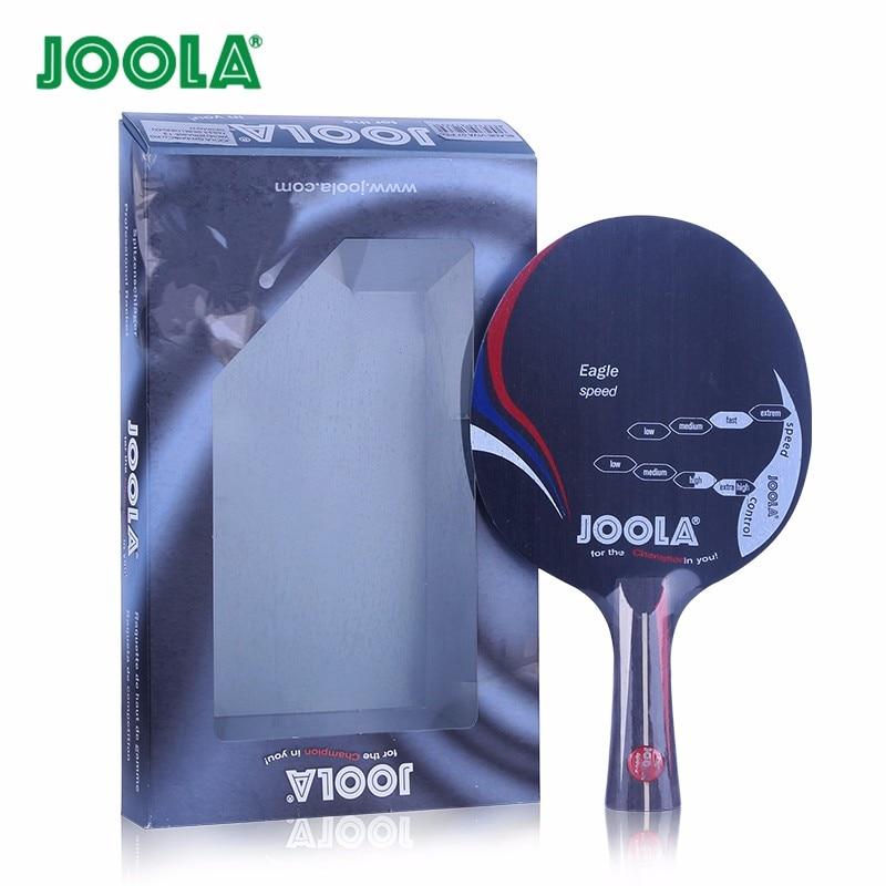 Joola vitesse aigle (5 plis, style boucle) raquette de Tennis de Table raquette de Ping-Pong
