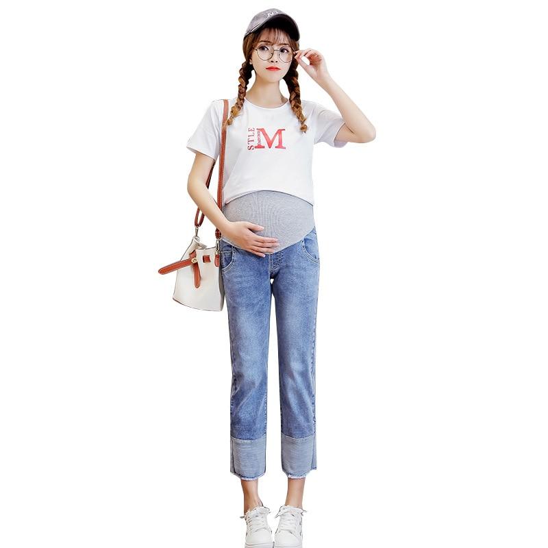 Coreano np1331 np1331 Denim Jean De Alta Bolsillos np1330 Pantalones Mujer Botón 2018 Estudiantes Las Np1329 Moda Mujeres Nuevo Cintura Np1329 wqXxtg1