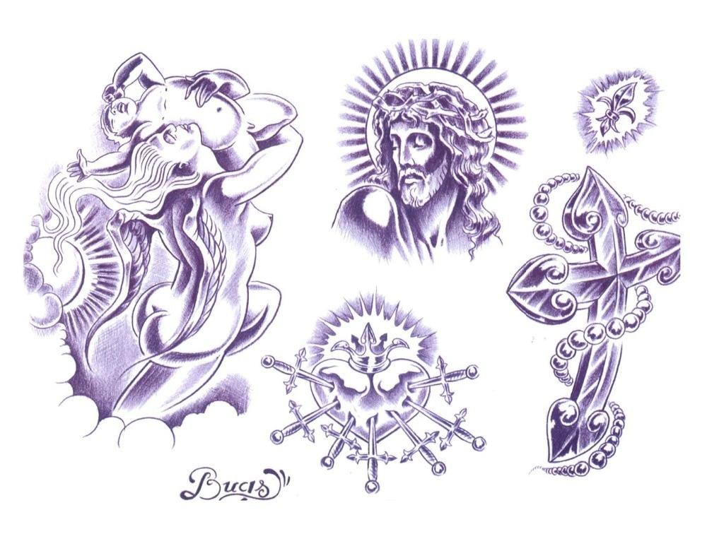 tattoo stencils pdf