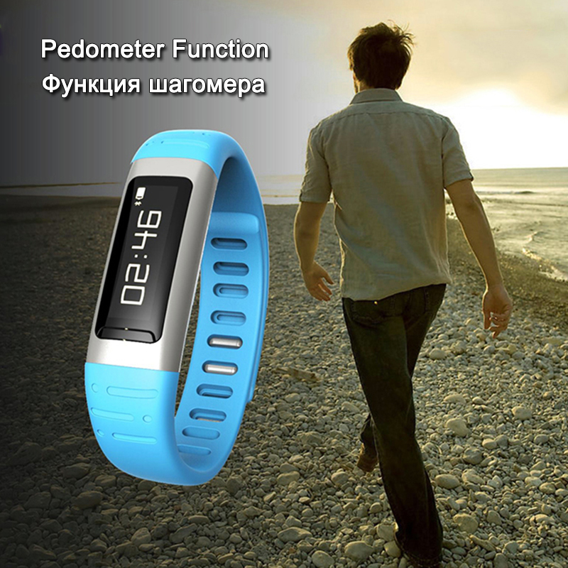 Promotion Sport Smart Band Intelligent Passometer Smart Wrist Band Bluetooth Transfer Wristband For Andriod Sport Smart