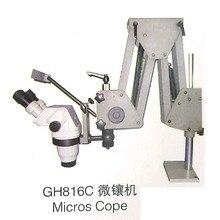 Bras Flexible Zoom Microscope Pour Bijoux Pierre Diamant Réparation Cadre