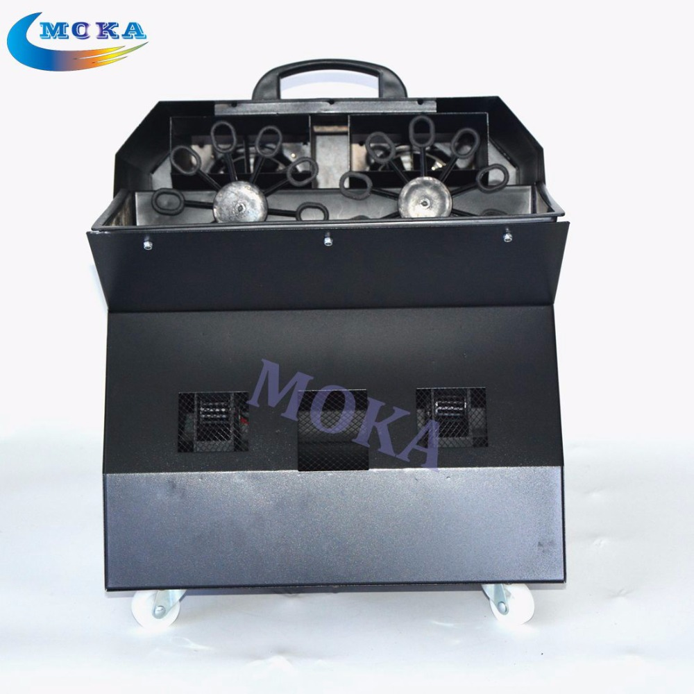 Wedding Party Dj Automatic Electronic Soap Bubble Blower Machine 200W Stage Equipment Effect Large Bubble Machine 6PCS/lot 2pcs lot 1500w 12x3w 3in1 rgb led bubble machine with fog smoke for wedding party stage fogger maker machine bubble blower