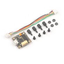 Teeny1S F4 Flight Controller Integrated OSD Build in 5V Boost Module for RC Indoor Racer Brushless Drone Quadcopter