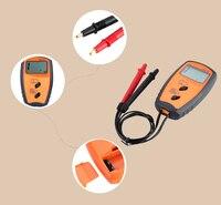 SM8124 Portable Battery Internal Resistance Voltage Meter Voltmeter 0 100V