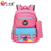Girls School Bags Children Backpack Primary Orthopedics scool backpack Schoolbags animal prints backpack kids Mochila Infantil