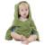 Diseños de moda BabyTowel Capucha Animal Modelado Bebé Albornoz Bebé de la Historieta Carácter Niños Albornoz Toallas De Playa Infantil