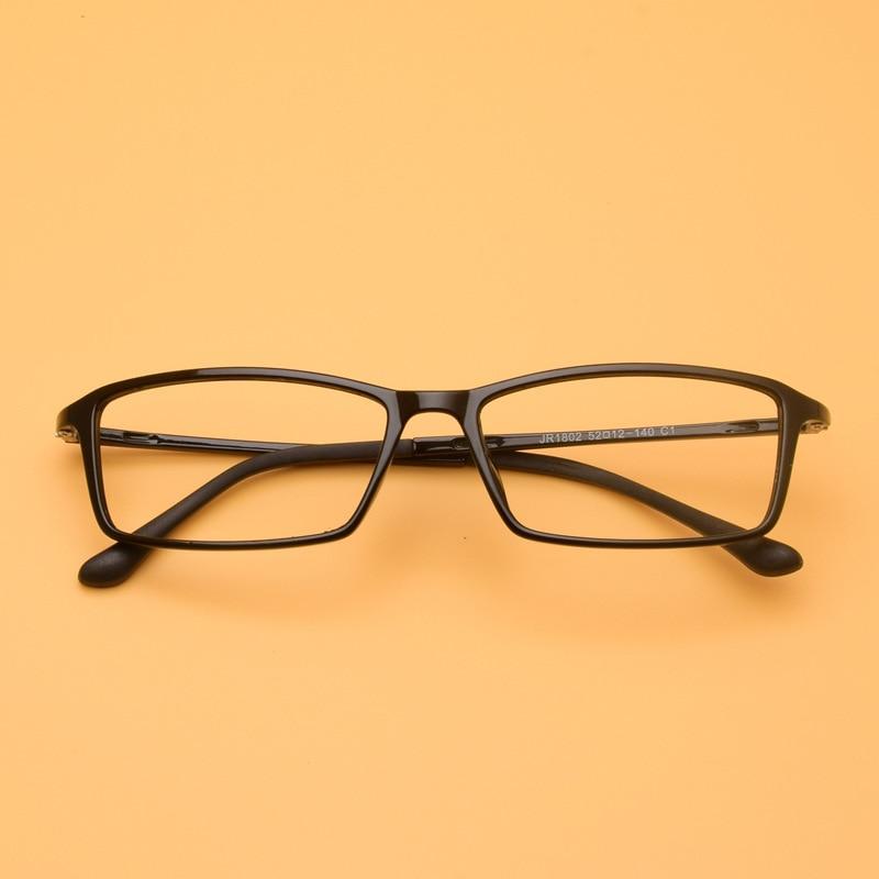 15d70008a19 Genuine TR90 Optical Eye Glasses Frame For Prescription Eyewear Myopia  Eyeglasses Frames Clean Lens Women Men