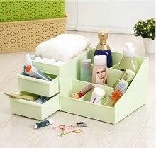 35,5 * 22 * 16,5 см много — функция выдвижные ящики для хранения сделать — вверх коробка кросс-одевания чехол косметический контейнер