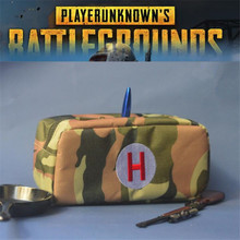 Game PUBG Playerunknown's Battlegrounds Cosplay Costumes Props First-aid Packet Pen Camouflage Bag game pubg playerunknown s battlegrounds cosplay costumes props first aid packet pen camouflage bag