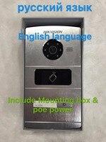 Hikvision Video Access Control DS KV8102 1A DS KV8102 IM WDR Camera Visual Intercom Doorbell Waterproof