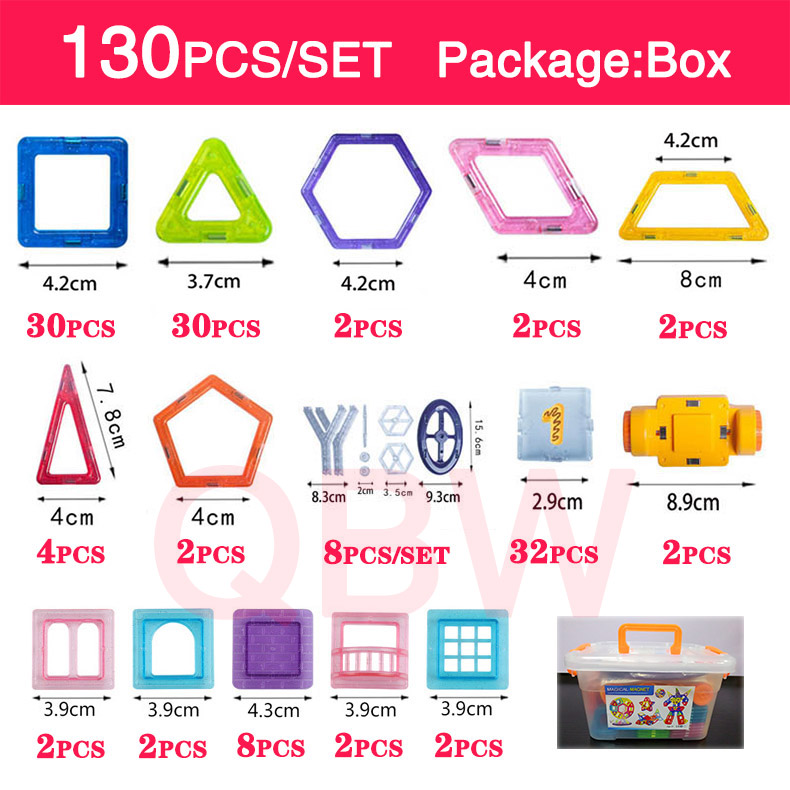 130pcs-box