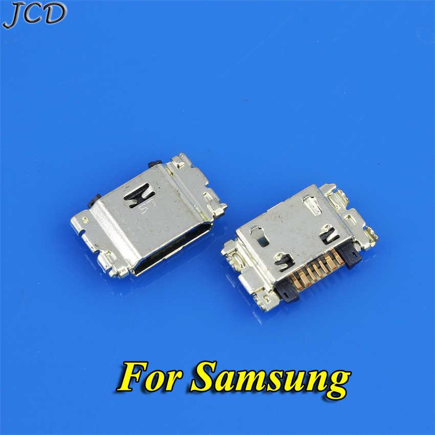 Decyzja wspólnego komitetu eog 10 sztuk dla Samsung Galaxy J3 2016 J300 J320 J320A J320F J3109 J100 J500 J700 micro usb charging złącze ładowarki portu dok