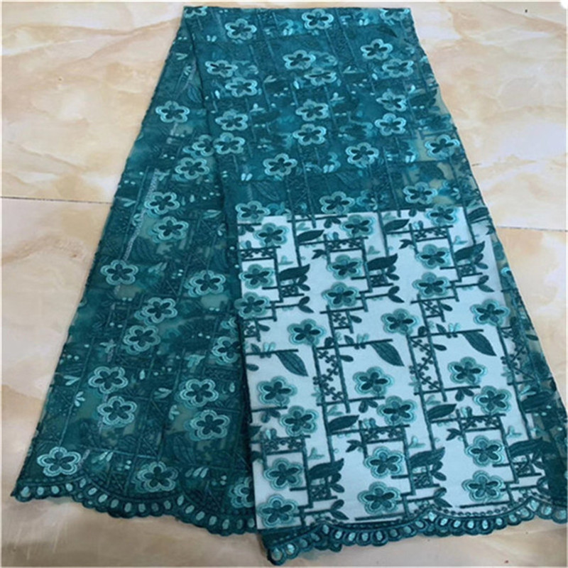 Lace Fabric High Quality Latest African Lace Fabric Wedding Tulle Lace Fabric French Nigerican With Beads green(4-19Lace Fabric High Quality Latest African Lace Fabric Wedding Tulle Lace Fabric French Nigerican With Beads green(4-19