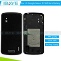 For lg nexus 4 e960 Battery Door Cover Back Housing + NFC Antenna for LG Google Nexus 4 E960 back cover battery + Tracking