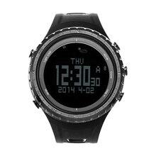 SUNROAD FR803 Digital Sports Watch Men -5TM Water-resistant Watch Men Style Barometer Altimeter Compass EL Backlight Men Watch