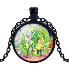 Rick And Morty Time UNISEX Necklace