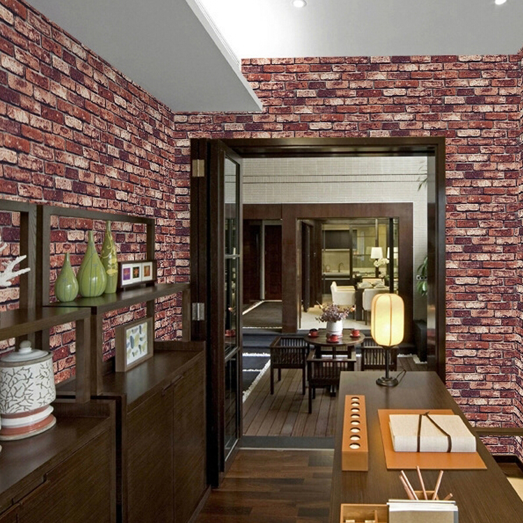 Online Buy Wholesale wallpaper brick design from China wallpaper ...