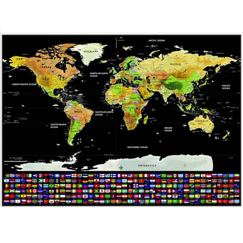 Online Buy Wholesale Word Sticker From China Word Sticker - Scratch off us state maps with pencil 25 pack