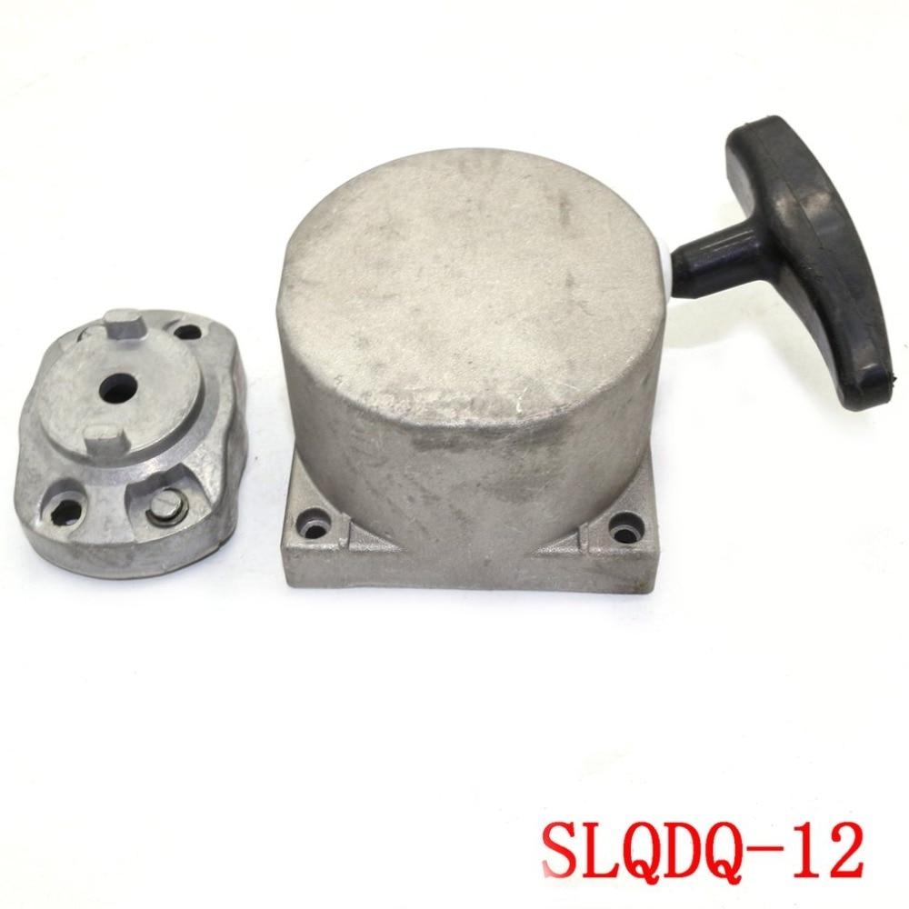 Alloy Pull Start Starter for 2 Stroke 49cc 50cc 60cc 80cc Engine Motorized