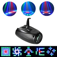 Christmas Party Lazer Light 10W Auto/Sound Active RGBW Disco Club Light Stage DJ laser Lighting Effect Show Hundreds of Patterns