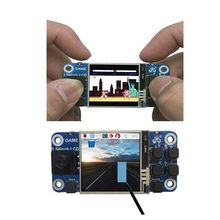 "Raspberry Pi Mini game console 1.54 ""LCD Mini display touch screen voor Raspberry pi 2B/3B +/ nul W(China)"