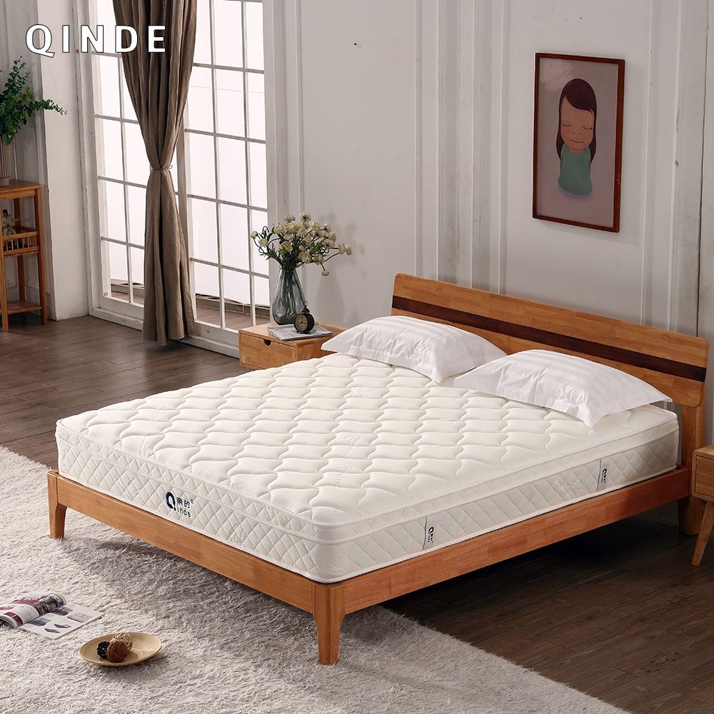 Hot Wholesaler Price Quality Latex Pillow top Soft King Queen Size Pocket Spring Mattress for Luxury Home Hotel Use Q11# hot sale model quality fabric pocket spring support mattress king queen size mattress wholesaler factory price mattress s103