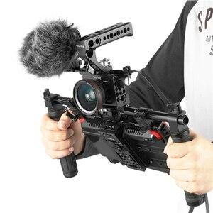Image 5 - 소니 RX0 카메라 케이지 용 SmallRig 내장 Arca 스위스 장착 삼각대/모니터 2106