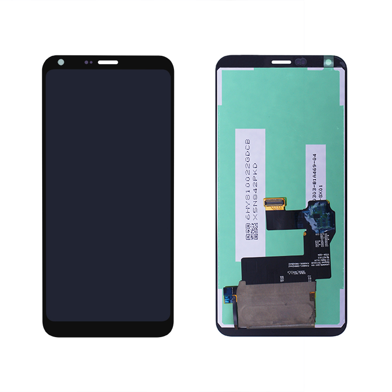 Black LCD Display Touch Screen Digitizer Glass Replaement For LG Q6 M700 5.5 LCD Display Touch Screen Assembly without FrameBlack LCD Display Touch Screen Digitizer Glass Replaement For LG Q6 M700 5.5 LCD Display Touch Screen Assembly without Frame