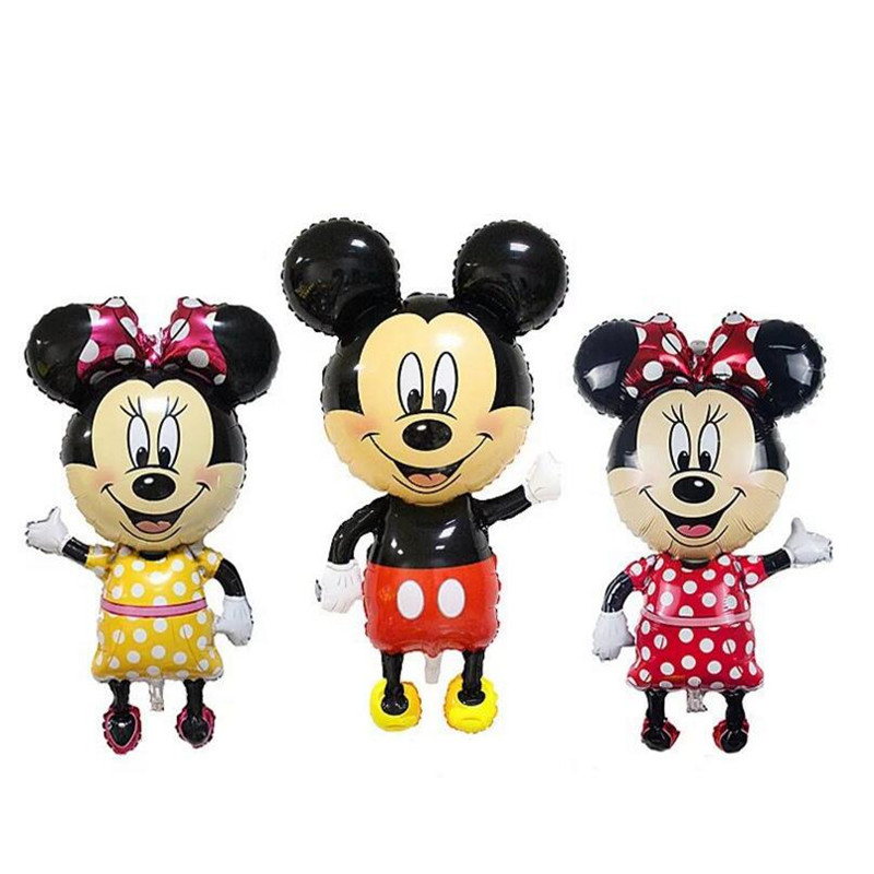 online get cheap minnie mouse party decorations. Black Bedroom Furniture Sets. Home Design Ideas