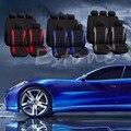 Новый Сиденье Автомобиля Включает Красный Набор для Авто ж/Управление Рулевого Колеса/Пояса Блокнот/Подголовники 9 часть