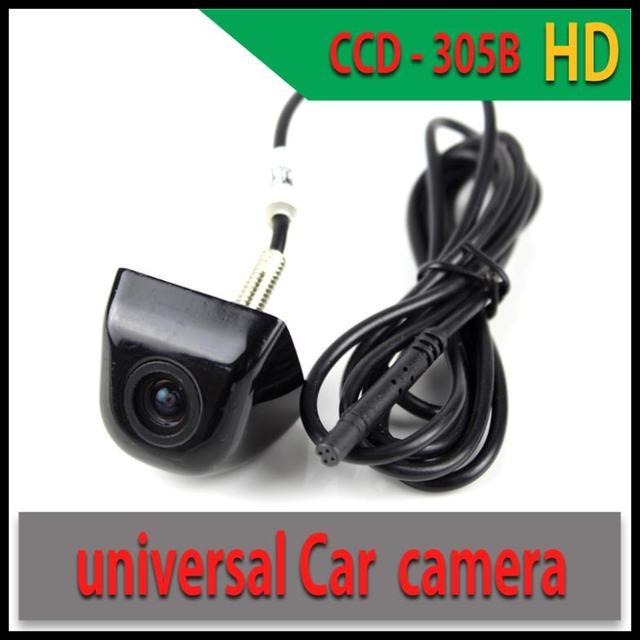 Black Parking Assistance HD Camera Reverse Camera Universal  Car Rear View Camera CCD-355B car electronics NTSC/PAL Parktronic