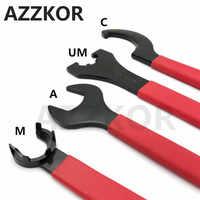 Drehen Werkzeug A/M/UM/C/APU Crescent Schlüssel Gravur Maschine Spindel CNC Numerische Steuerung Werkzeug halter ER Mutter Griff ER11A/ER25UM