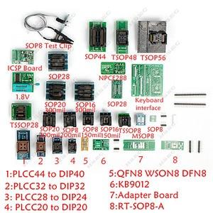 Image 3 - Programmeur Flash dorigine RT809H emmc nand programmeur universel TSOP56 TSOP48 SOP44 adaptateur VGA HDMI BGA63 BGA64 BGA153 BGA169