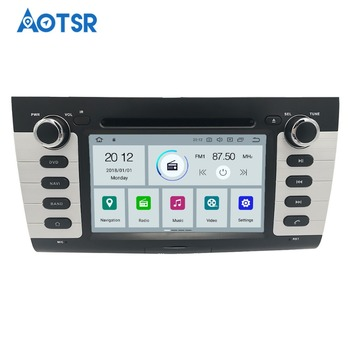 2 din Android 9.0 4+32GB Car Radio Multimedia DVD Player For SUZUKI SWIFT 2004-2010 GPS Map Navigation Stereo Auto Radio PX5 image