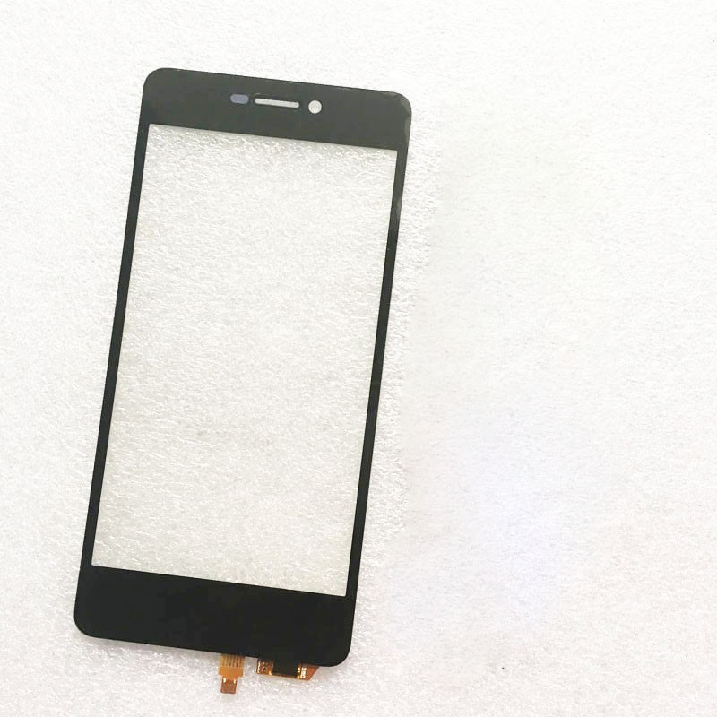 Black Touch Panel For Micromax Canvas Juice A1 Q4251 Touch Screen Digitizer Front Glass Sensor Touchpad Panel