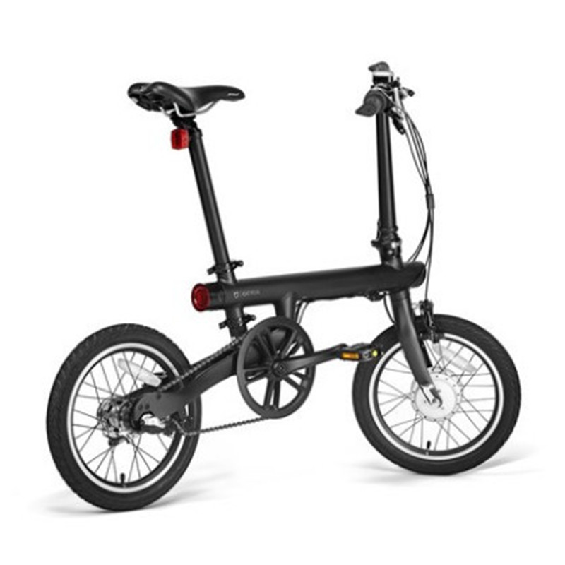 MI Electric bicycle, portable intelligent folding 16-inch lithium battery bike