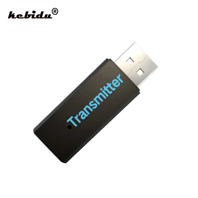 GüNstig Einkaufen Kebidu 3,5mm Audio übertragung Tragbare Stereo Audio Wireless Bluetooth Usb Adapter Sender Für Tv Pc Computer Warm Und Winddicht Unterhaltungselektronik Tragbares Audio & Video